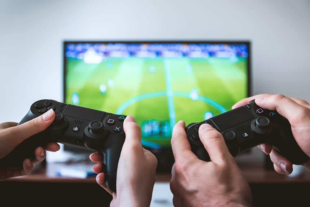 Game console installeren - The Cable Guy